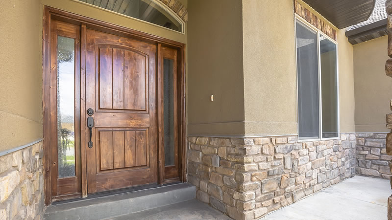 ProPainters specializes in repainting front doors