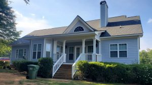Exterior Painting Project In Addairsville GA After Photo